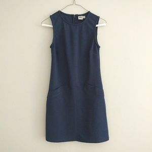 ASOS Navy Mod Dress US Size 2